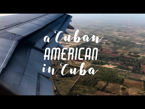 A Cuban American in Cuba