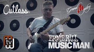 MUSICMAN CUTLASS - Видео обзор и демо.