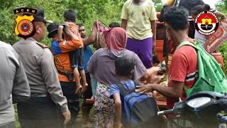 jiwaraga untuk kemanusiaan bajir di kecamatan trumon dan sekitarnya