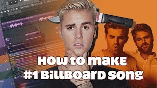 How To Make The Chainsmokers x Halsey x Justin Bieber Future Bass Pop Type Beat Tutorial