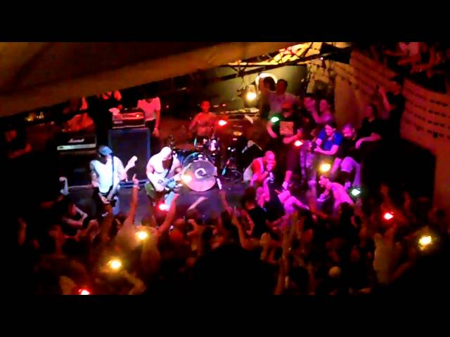 Youth of Today - Young Till I Die (7 Seconds) - Chaos in Tejas 2011