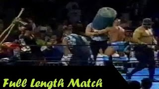 The Eliminators VS Dudley Boyz - Hostile City Showdown 1997