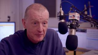 Steve Davis - SnookerStar DJ - Shooting Shark Productions for BBC Music