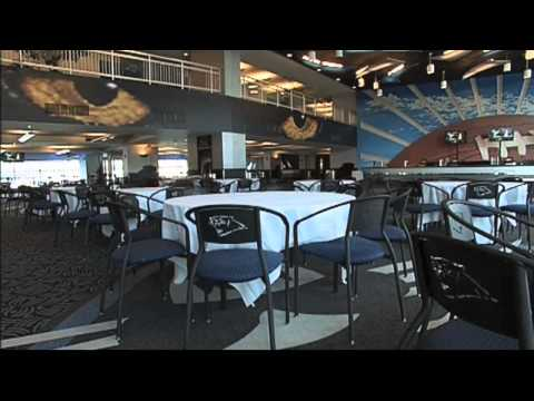 Panthers Stadium Tours and Club Seats