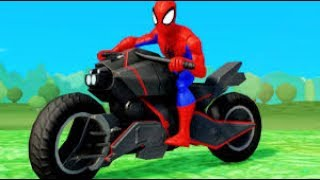 ---  Spiderman und seine Freunde