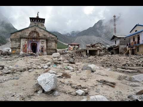 Watch exclusive video of Kedarnath after 10 days of flood fury