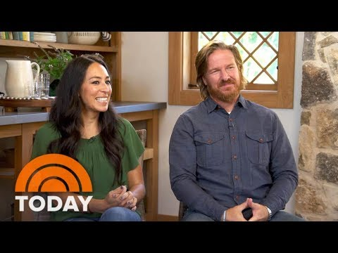 HGTV Stars Chip And Joanna Gaines On Life, Love And Their New Target Line | TODAY