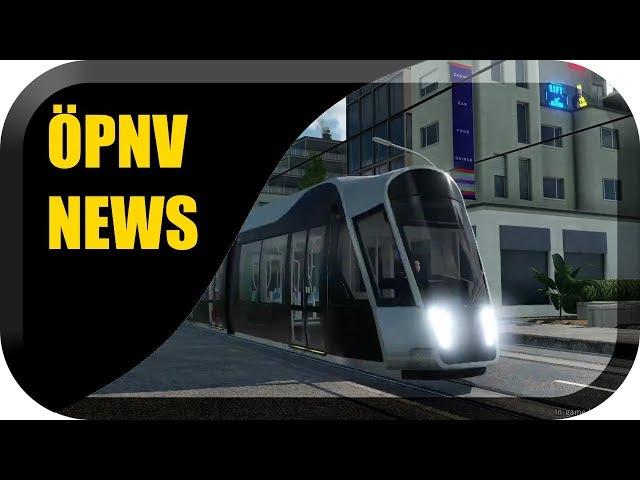ÖPNV Simulator News #34 S25 Addon, Erster Bus für LOTUS, TF2 Release Date und OpenLOTUS uvvm