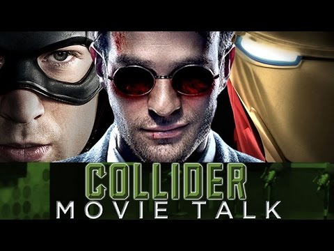 Collider Movie Talk - Marvel's Netflix Heroes Unlikely For Cinematic Universe