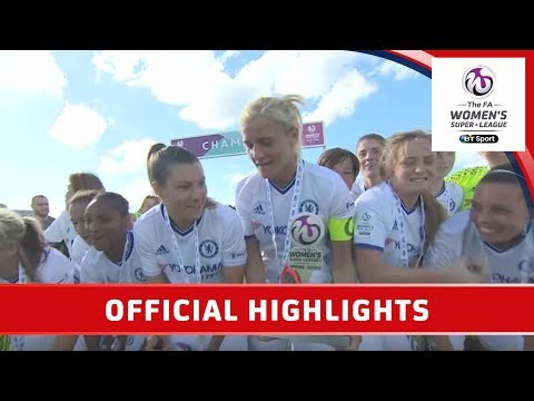 Birmingham City Ladies 0-2 Chelsea Ladies - WSL Spring Series | Official Highlights