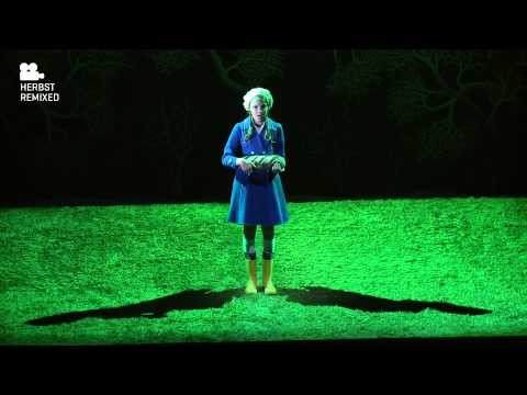 Heiner Goebbels / Vocal Theatre Carmina Slovenica: When the mountain changed its clothing