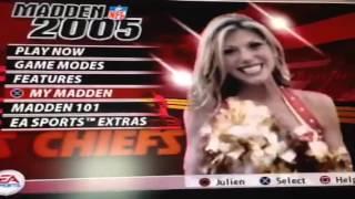 Madden NFL 2005 - Wait by Earshot