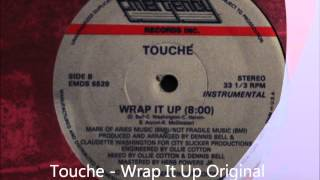 Touche - Wrap It Up Original 12 inch Version 1982