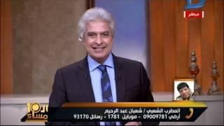 العاشرة مساء|  شعبان عبد الرحيم: الأحق بالإعتزال هو حلمى بكر وليس عدوية