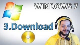 #3 Scaricare Windows 7
