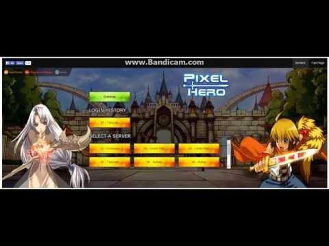 Carlito's web gaming pixel hero part 1 |