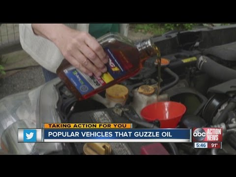 Consumer Reports finds some newer cars burn too much oil