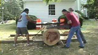 The Dugout Canoe Project Part 2 of 4