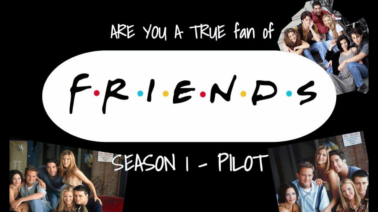 SITCOM Quiz - FRIENDS Pilot Episode