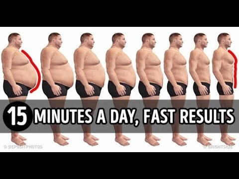 A Weight Loss Trick Recommended By Scientists That Takes Only 15 Minutes