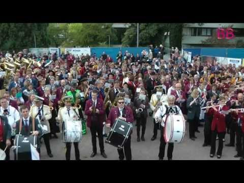 Kreismusikfest bei Big Sounds in Böblingen