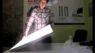 Светодиоидные светильники для потолка армстронг(, 2015-03-23T14:38:20.000Z)