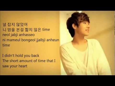 김성규 Kim Sunggyu 60초 60 Seconds [Lyrics: Han/Rom/Eng]