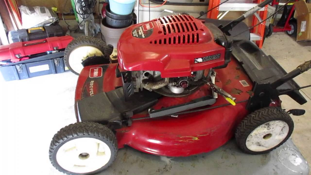 Toro Lawn Mower Replacement Parts