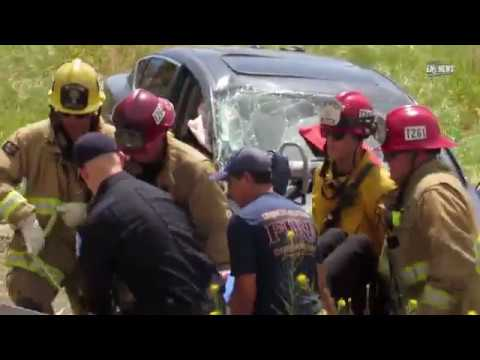 Redlands TC With Extrication 4/1/19 San Timeteo Canyon Rd/Beaumont Ave