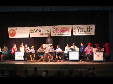 Are You Smarter Than a Sixth Grader - Boys and Girls Club 3.