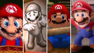 What Happens when Luigi Saves Mario in all Luigi's Mansion Games?