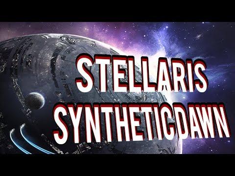 MACHINE UPRISING - Stellaris Synthetic Dawn Gameplay
