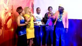 Koona Ne NTV [25th July 2014] - [Ebonies Talk About Upcoming Show] Part 2