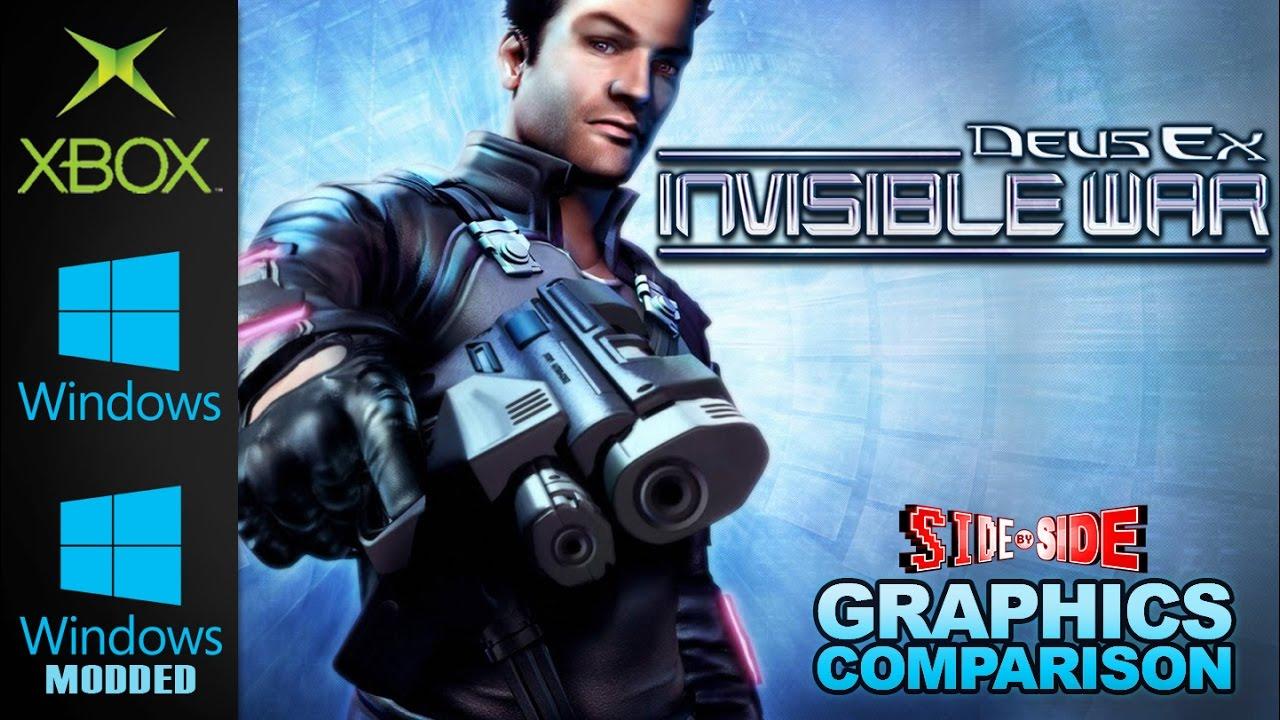 Deus Ex Invisible War | Graphi...