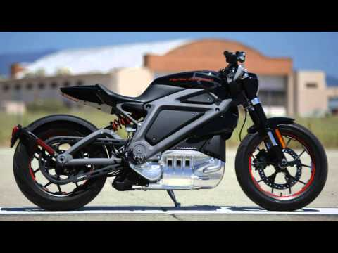 Harley-Davidson goes electric as it launches its first battery-powered Hog