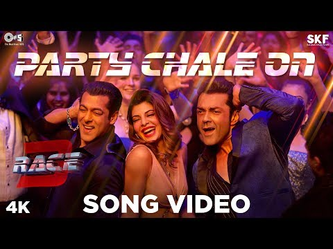 Party Chale On Song   Race 3  Salman Khan  Mika Singh, Iulia Vantur  VickyHardik