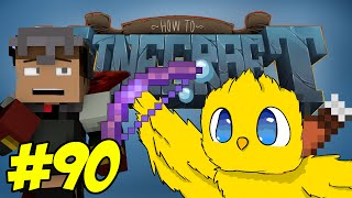Minecraft: How To Minecraft Ep. 90 The End of The Choco-Tyler War?!