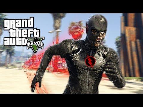 ULTIMATE BLACK FLASH!! (GTA 5 Mods)