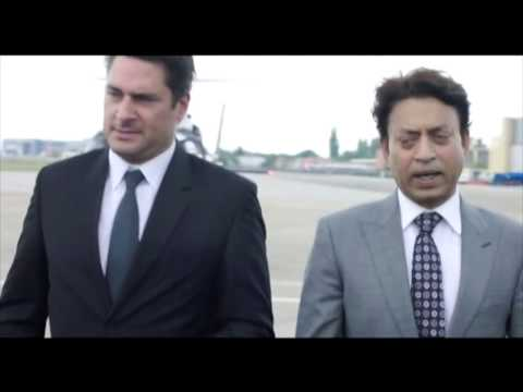 Inferno - Deleted Scene - Harry Sims Arrives