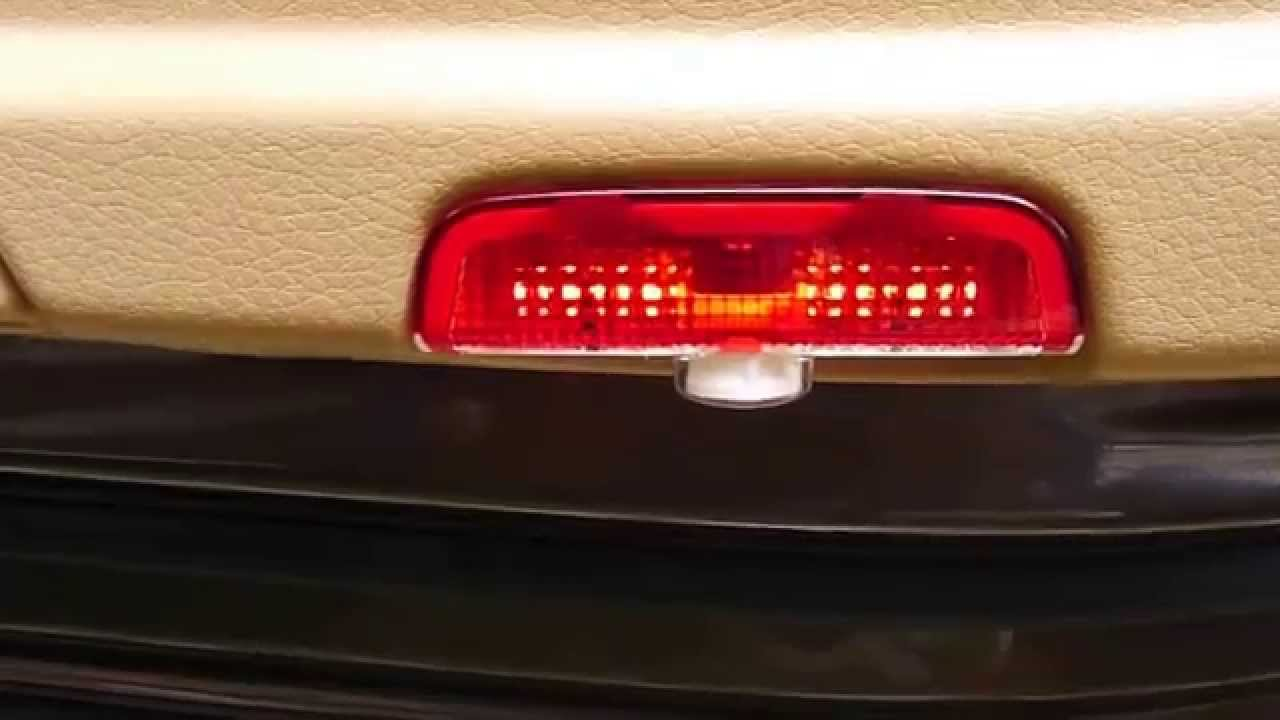 installation video for porsche and vw car door light