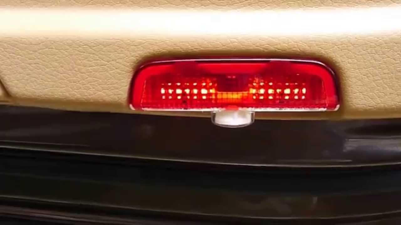 Installation video for Porsche and VW car door light  YouTube