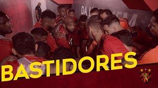 Bastidores Sport 3x2 Atlético/MG