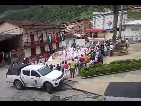Cumbia por la Paz hoy martes 6Septiembre 2016 San Andrés de Cuerquia Antioquia