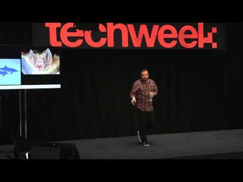 Real Life Spider Sense | Victor Mateevitsi | Techweek Chicago 2015