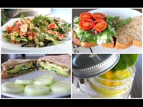 Desayunos saludables y nutritivos kloquis doovi - Almuerzos faciles y rapidos ...