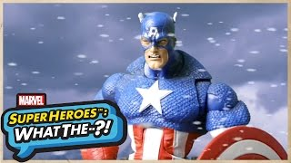 Marvel Super Heroes: What The--?! Winter Games Coverage!