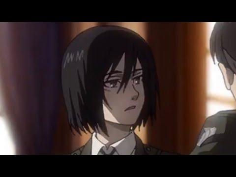 Mikasa is jealous Attack on titan season 4