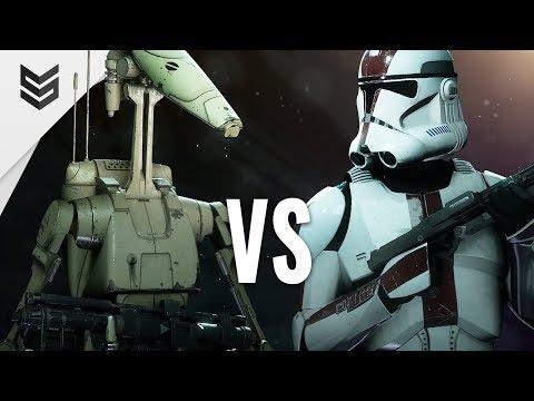 Star Wars: Battlefront 2 - Штурм Камино (1440p)