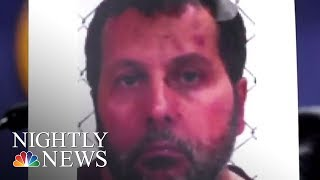Suspect In Michigan Airport Attack Tried To Buy Gun In US, But Was Blocked | NBC Nightly News