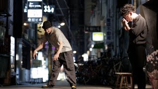 KITE popping in Osaka, Japan   YAK FILMS + Tryezz Music